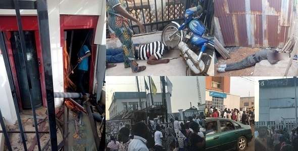 During the robbery at Offa | e-Nigeria