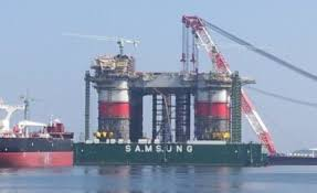 NCDMB's largest floating oil platform | e-Nigeria