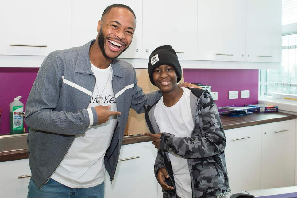 Sterling to sponsor funeral of teenager who 'touched his | www.e-nigeriang.com