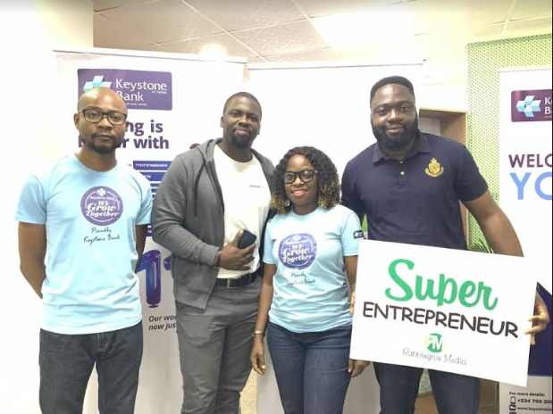 Keystone Bank partners Facebook on entrepreneurs training | e-nigeria! - www.e-nigeriang.com
