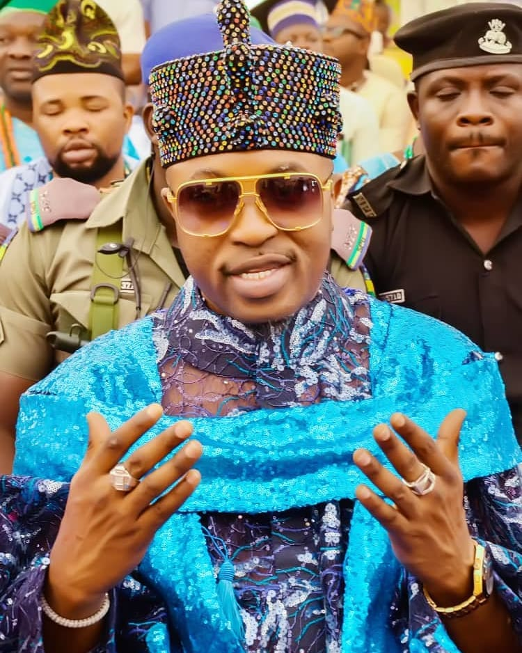 I beat up Agbowu Monarch - Oluwo | e-nigeriang.com