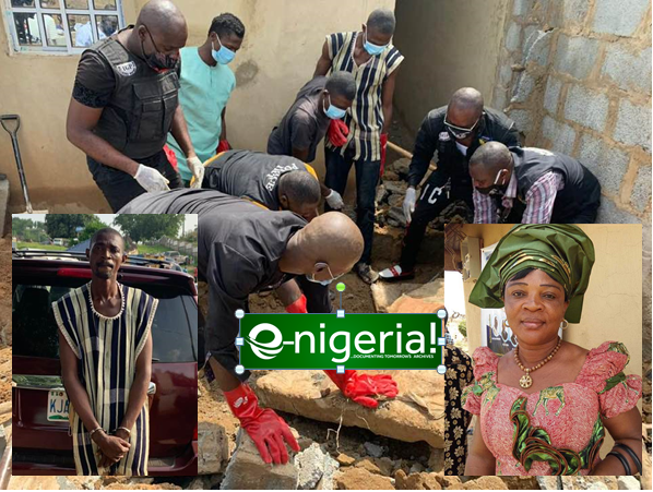 Photo of Janet Nnenna Ogbonnaya whose body was buried in a septic tank | e-nigeriang.com