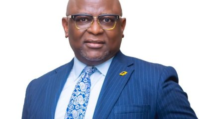 Dr. Adesola Adeduntan - First Bank CEO/MD | e-nigeria!
