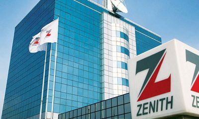 Zenith Bank Plc Retains Position As Nigeria's Number One Bank | e-nigeria!