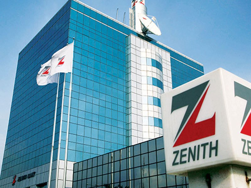 Zenith Bank Plc Retains Position As Nigeria's Number One Bank   e-nigeria!