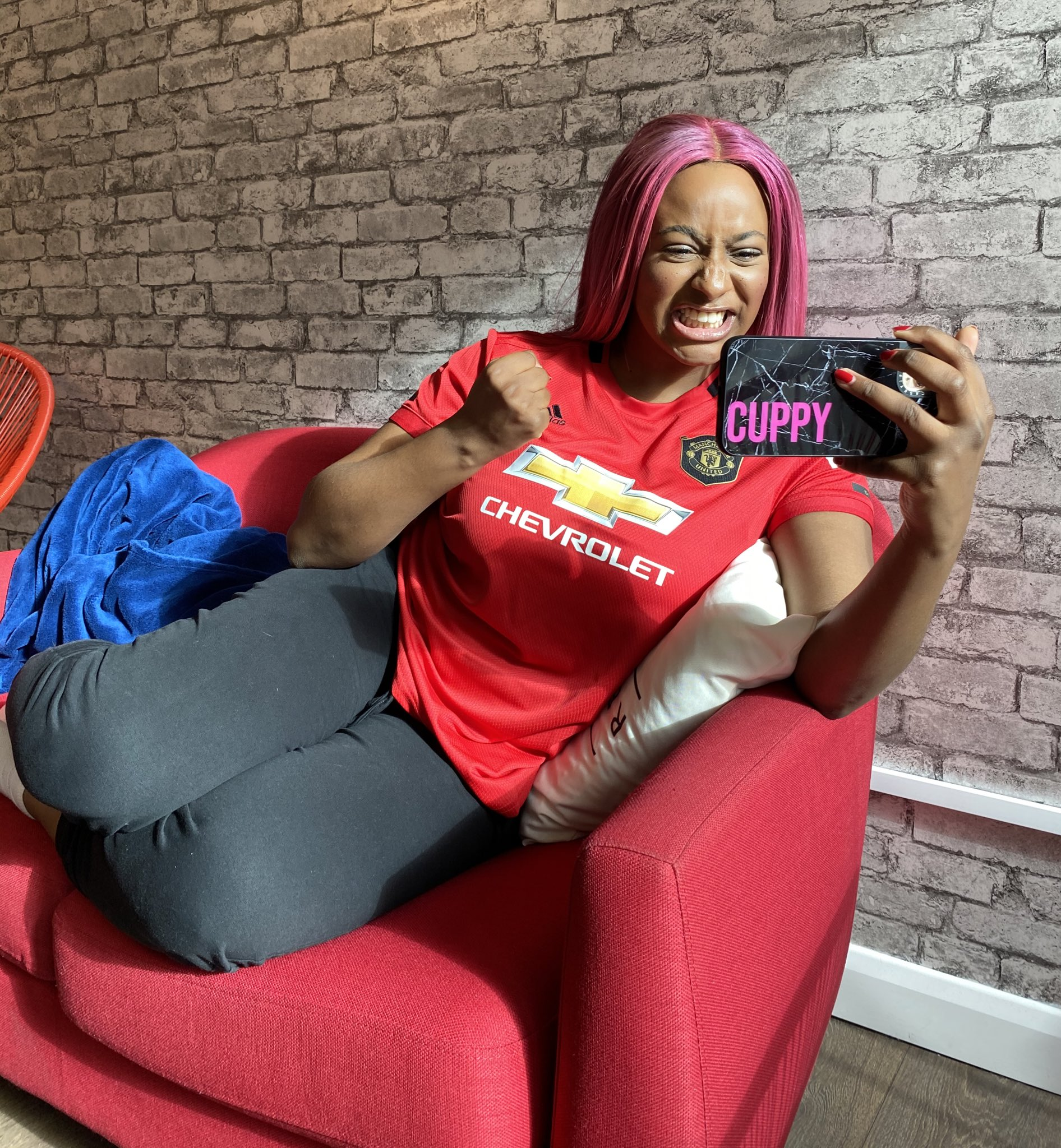 """Joining Manchester United Is The best Choice I Made In 2020"""" – Billionaire  Daughter, DJ Cuppy - e-nigeria!"""