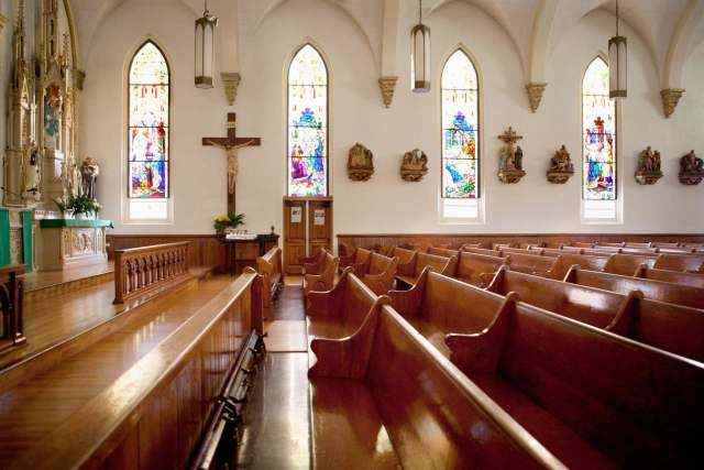 Catholic Bishop closes Church in Makurdi over looting of sacred vessels