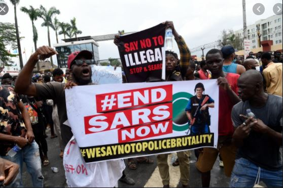 Persution of #Endsars Protests Leaders | e-nigeria!