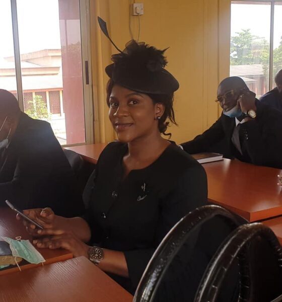 Dorcas Omolayo Odukoya Sworn in as Lagos Magistrate | e-nigeria!