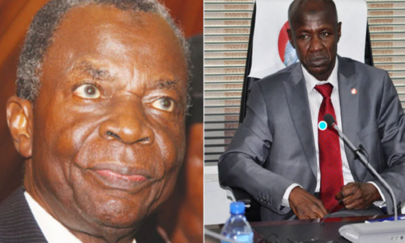 Ibrahim Magu Responds to Ayo Salami Panel Report | e-nigeria!