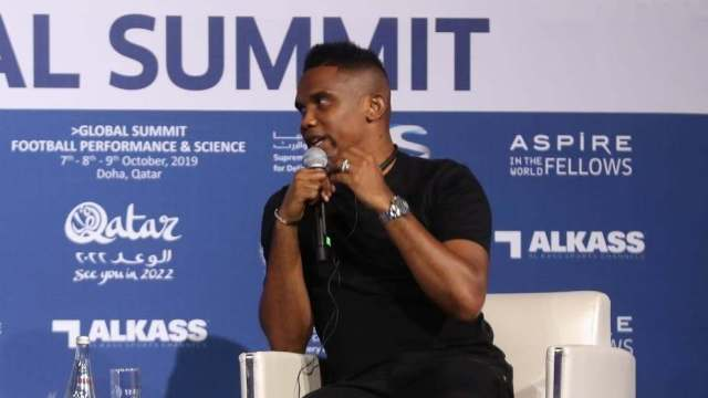 Samuel Eto'o: Qatar 2022 'll be special experience for fans