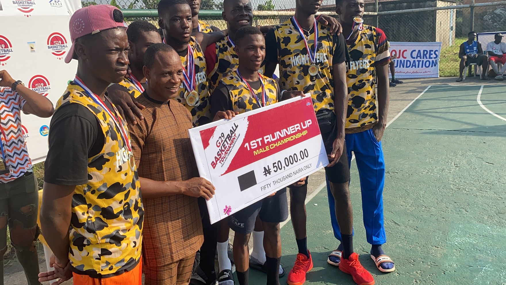 The just concluded G29 Basketball Tournament | e-nigeria!