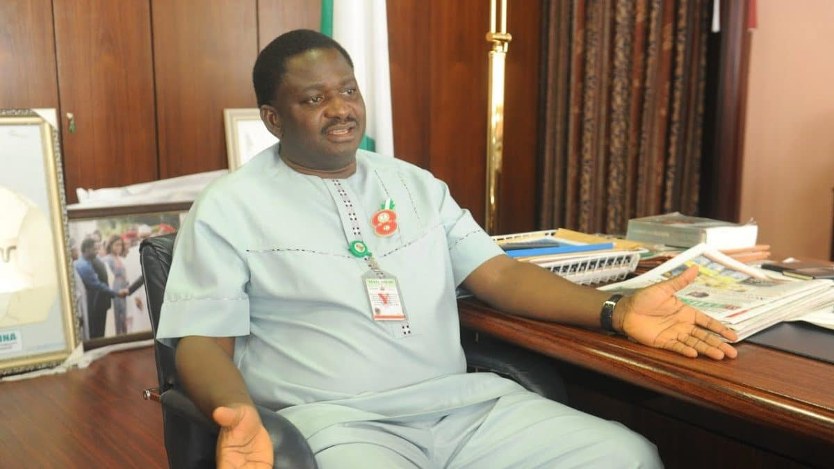 Buhari has finished Femi Adesina | e-nigeria!