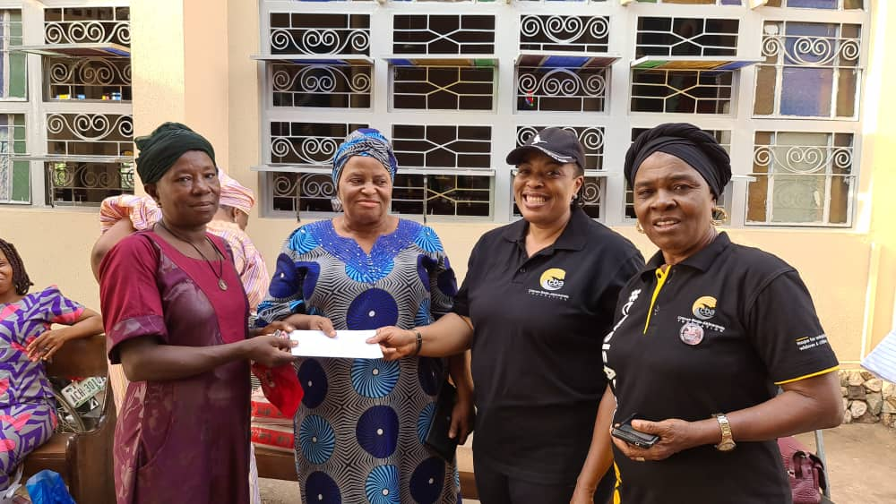 CBA Foundation doles out millions to empower widows in Anambra | e-nigeria!