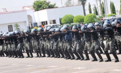 1,250 Policemen deployed to Lagos communities | e-nigeriang.com