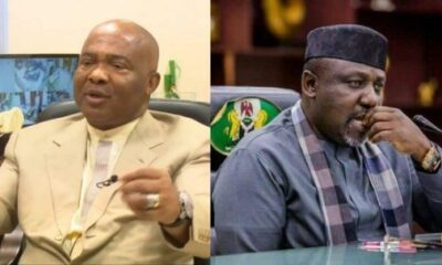 Owerri boils as Okorocha, Uzodinma Clash at Roya Spring Palm | e-nigeria!