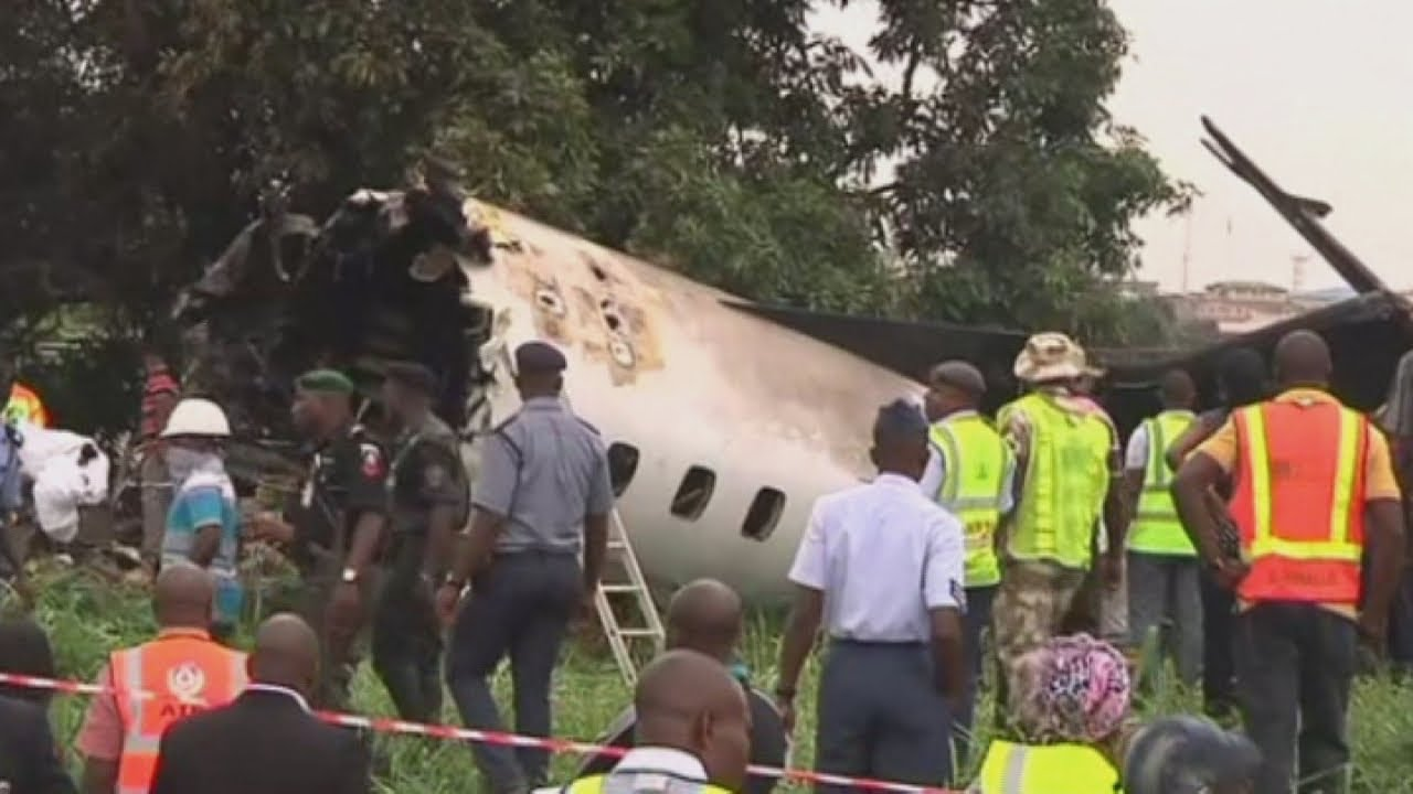 Names, Photos of Airforce Officers who died at the crash | e-nigeria!