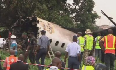 Plane crash Abuja Airport | e-nigeria!