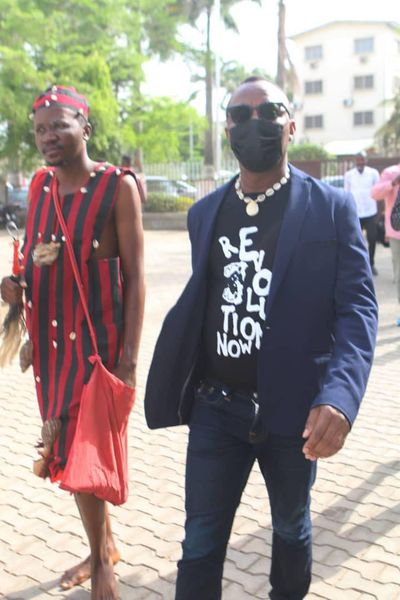 Sowore and native doctor in court | e-nigeria