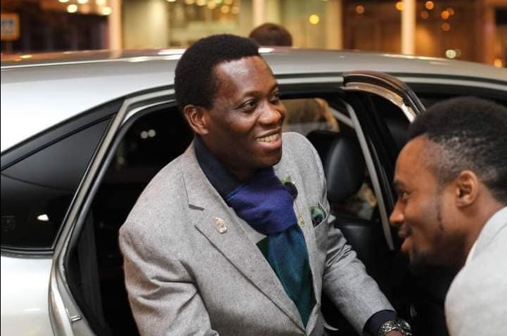 Dare Adeboye who is now late