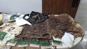 Item recovered from Sunday Igboho's house-after DSS raid