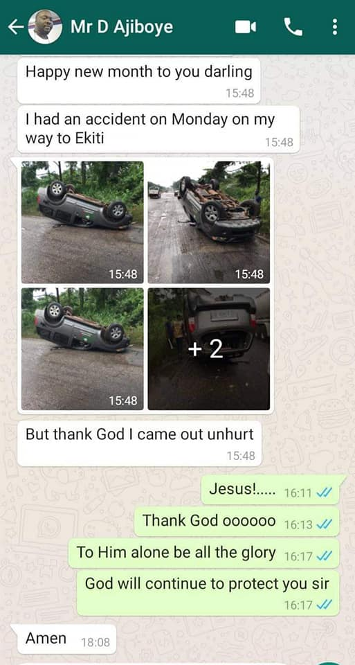David Ajiboye cause of death: pictorial evidence of cover up