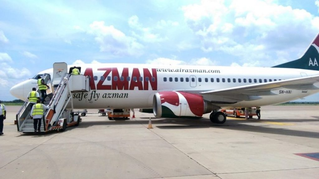 Azman Airline leave lawmakers stranded at the airport